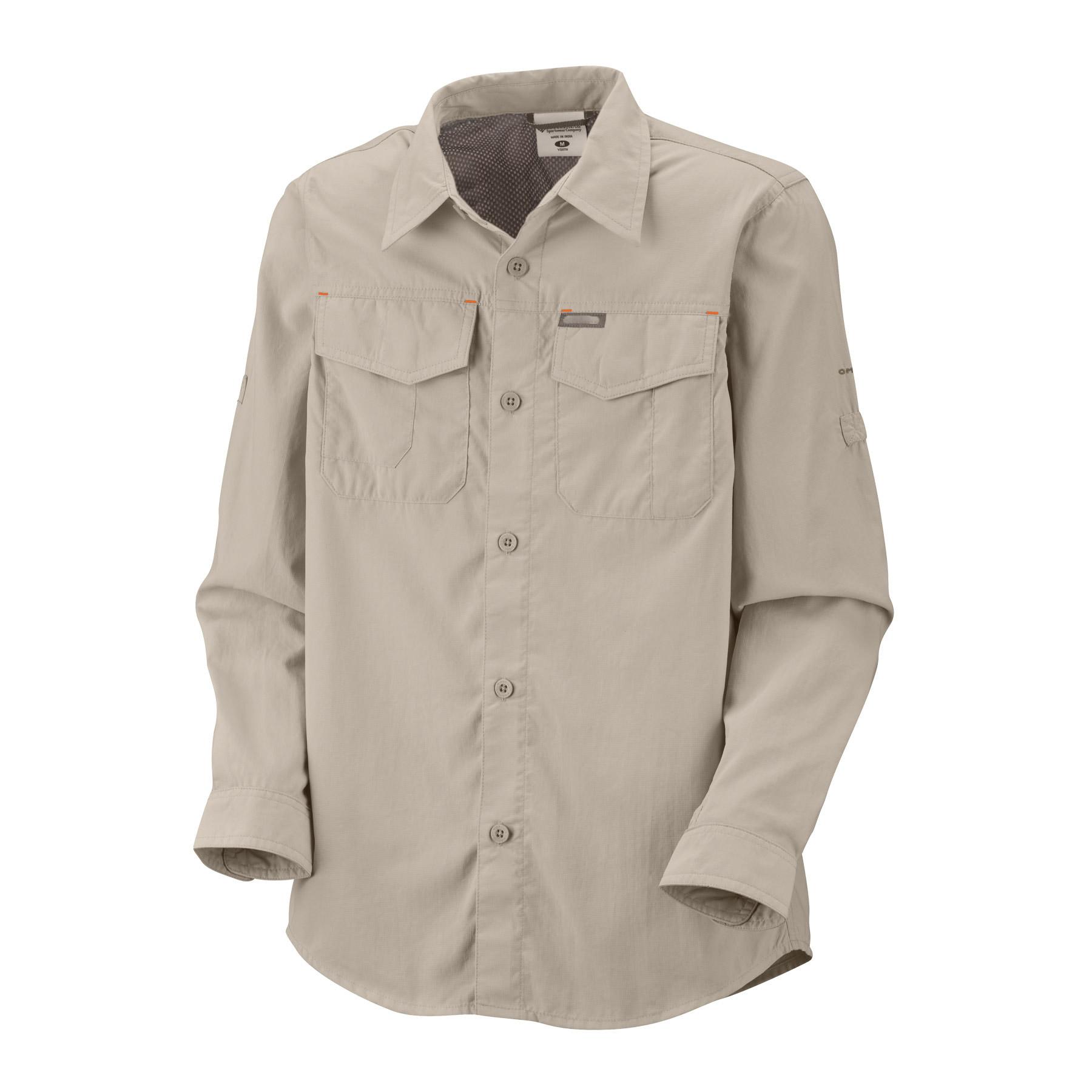 Boy's Silver Ridge Shirt