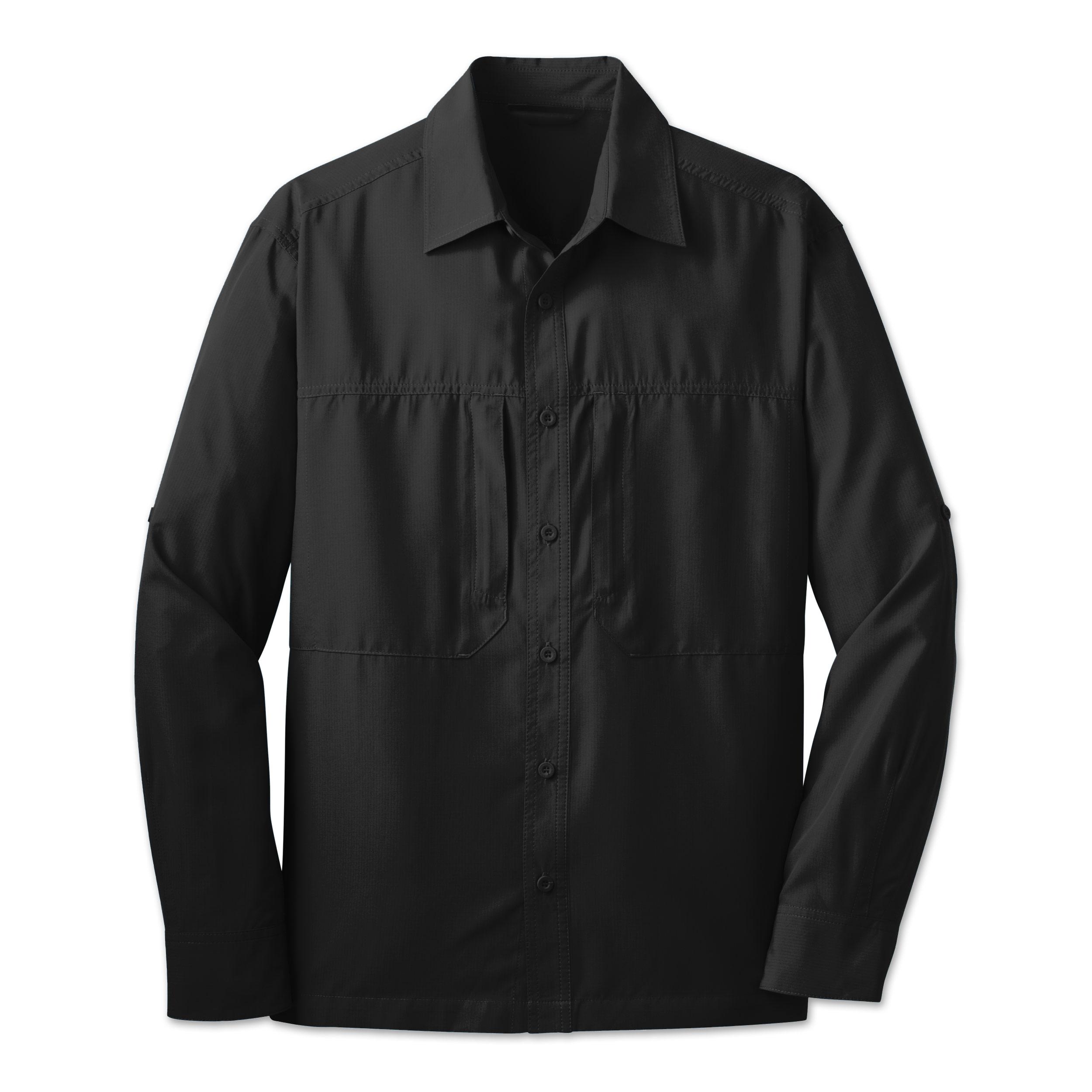 Men's Performance Travel Shirt