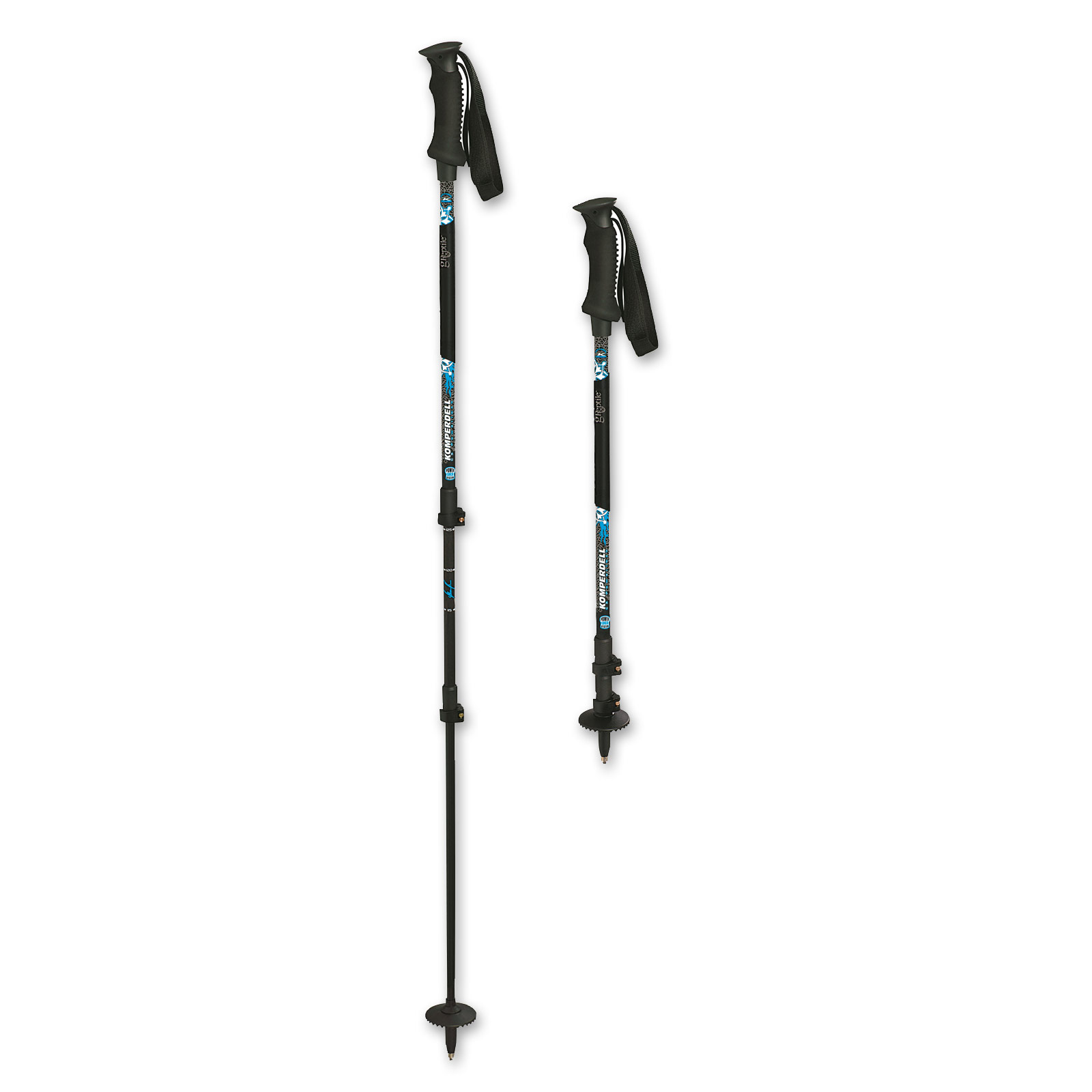 Carbon Power Lock Trekking Poles