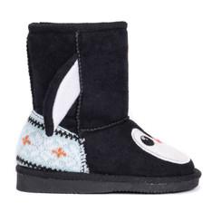 Kid's Fabric Penguin Boot