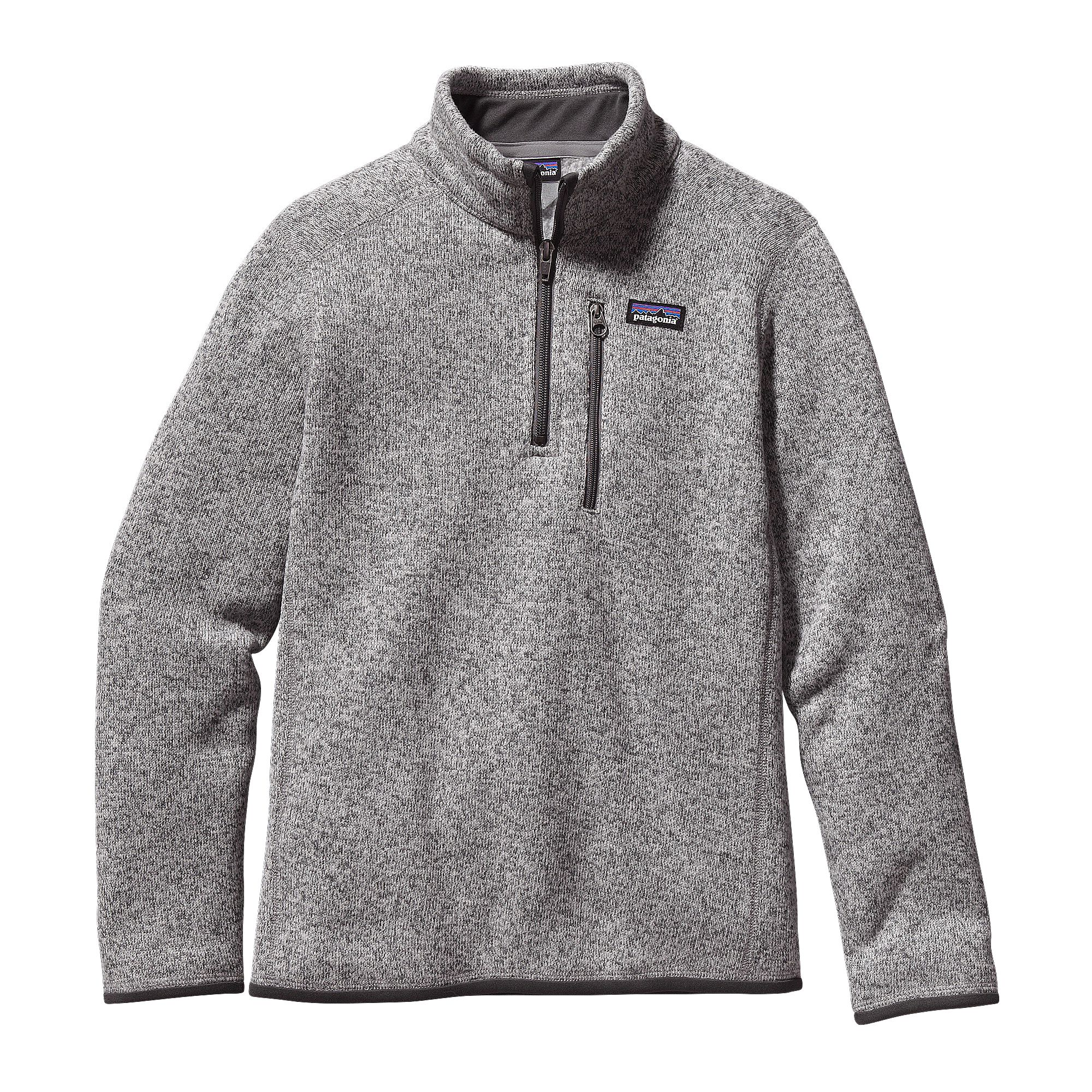 Boys' Better Sweater Quarter Zip