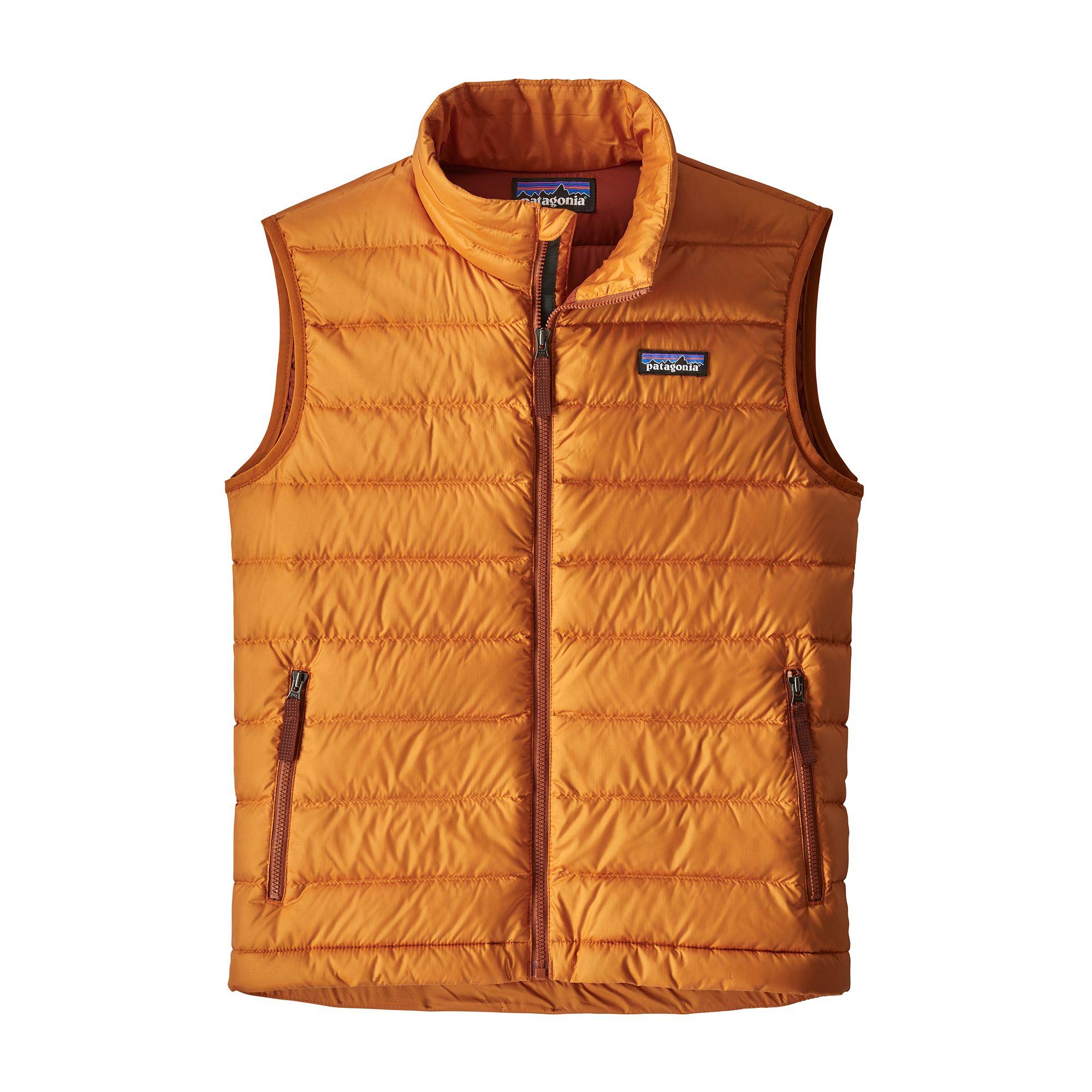 Boy's Down Sweater Vest