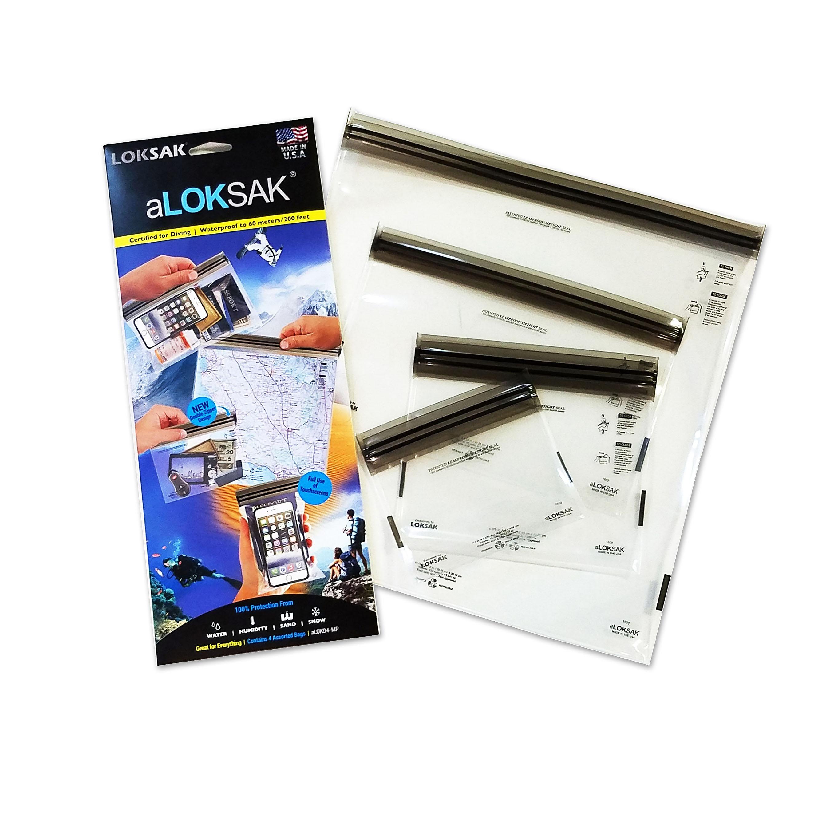 Leak-proof/Seal-proof bags